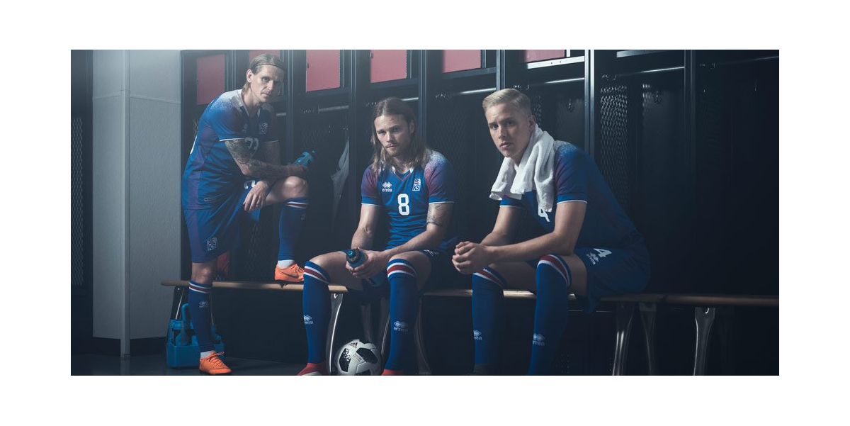 Medical Device News: Össur-teams-up-with-Iceland-football-team-to-celebrate-World-Cup
