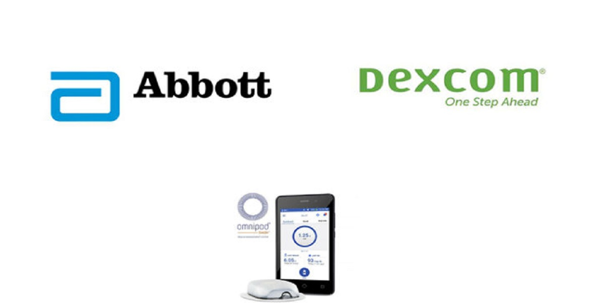 Medical Device News: Insulet-partners-with-Abbott-and-Dexcom-on-automated-insulin-delivery